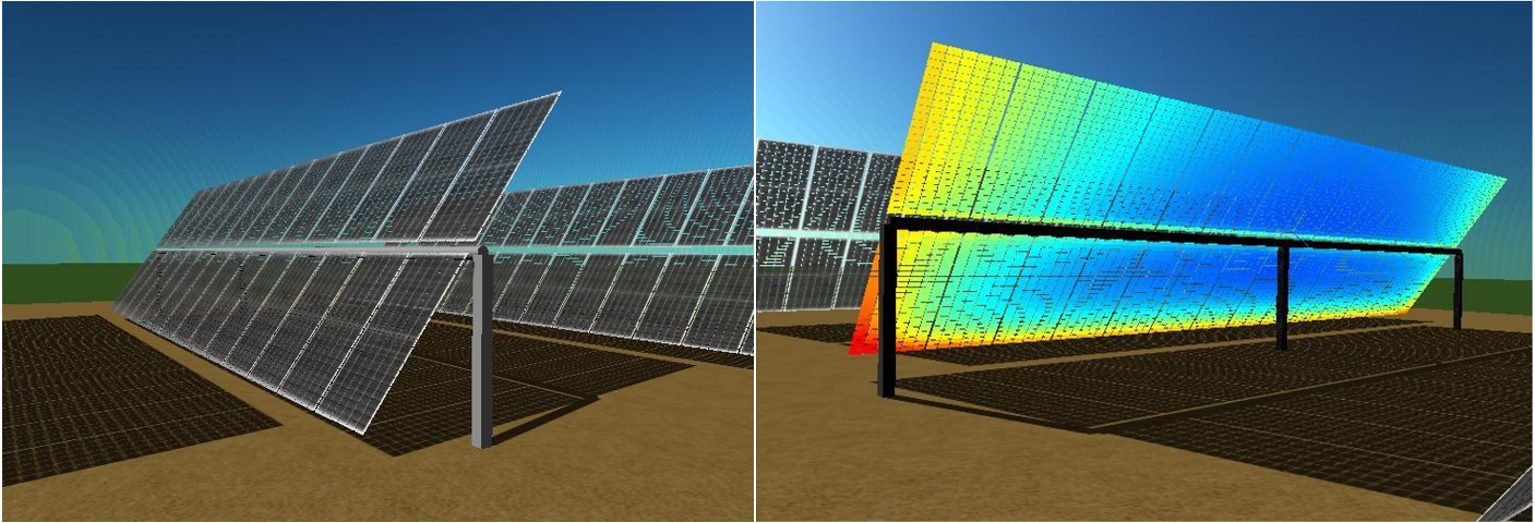 Specialized simulation tools for the solar energy industry and research